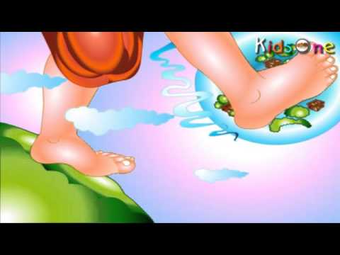 Dashavatara In Telugu   Vamanavataram   The Dwarf   With Animation   YouTube