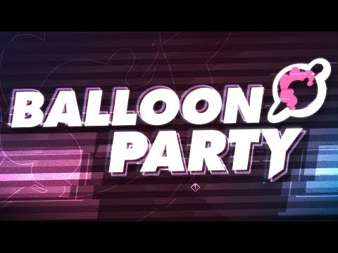 Balloon Party: 100% No Feeble Cheering (Continuous DJ Mix) 2015 Redux