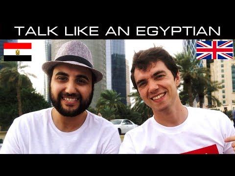 TALK LIKE AN EGYPTIAN || w/ Exotic Log