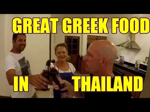 GREAT GREEK FOOD IN THAILAND V241