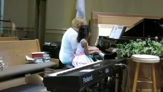 Con Brio   Hannah at Mommy's Recital  June, 2015  6yo thumbnail