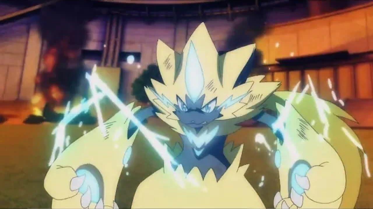 Pokemon film 21 Le pouvoir est en nous VF