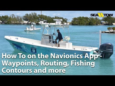 Webinar: How-To On The Navionics App