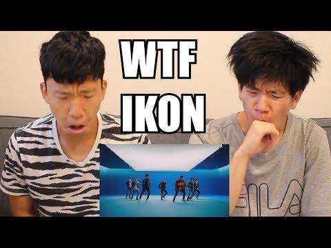 iKON - '죽겠다(KILLING ME)' M/V REACTION [CHANWOO GOT LINES!!!]