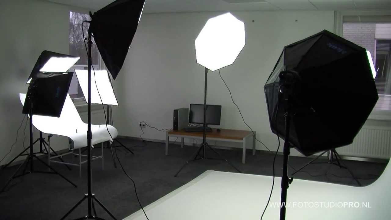 Productfotografie Belichting In Eigen Fotostudio