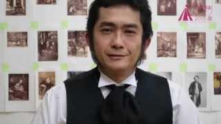 札幌演劇シーズン2015 夏 「ブレーメンの自由」に出演の 藤田慶輔さんに...
