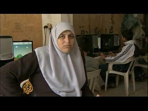 Gaza woman's struggle to go on Hajj - 26 Nov 09