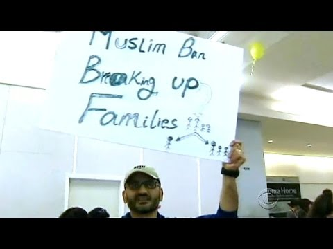 Mother, doctor affected by immigration ban