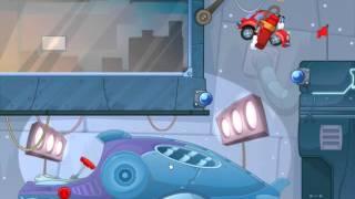 прохождение Wheely 3 часть игра машинки Вилли 3