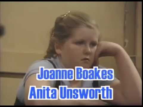 Grange Hill Memories 2 - Anita Unsworth - Joanne Boakes Tribute