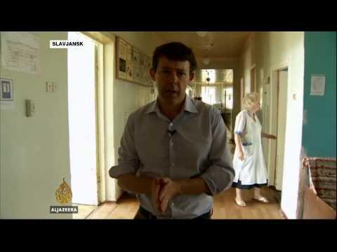 Barnaby Phillips o teškim uslovima na istoku Ukrajine