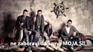 Tribal Band / Sve zapali [Tekst / Lyrics]