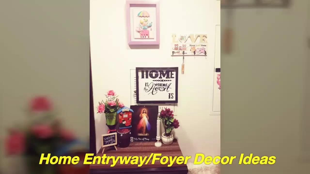 Indian Home Entryway Decoration Youtube