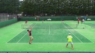 '17 東日本ソフトテニス選手権大会 一般男子 5回戦 9 thumbnail