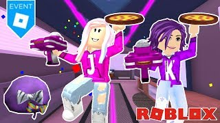 ROBLOX PIZZA PARTY EVENT AUF RO-TRIP! 🍕🚌