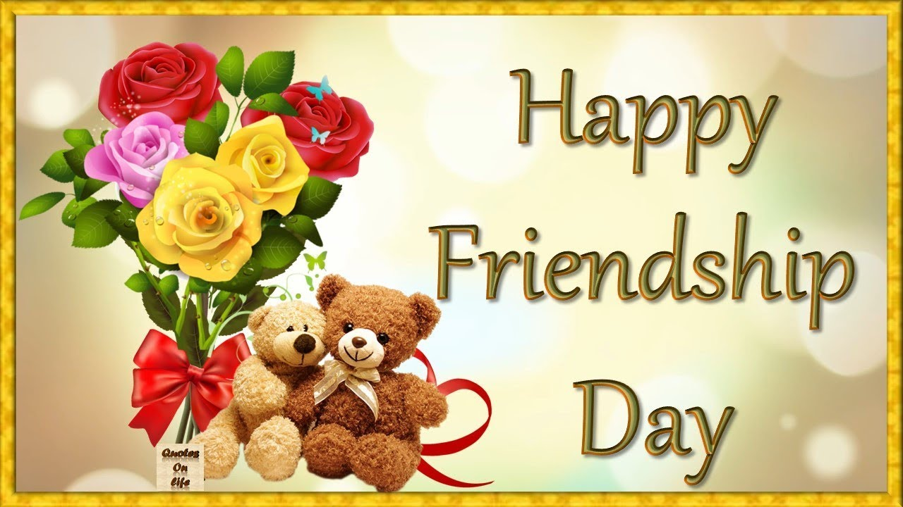 Friendship Day Greetings Ecard Friendship Day Greetings Friendship