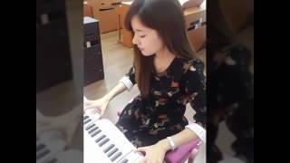 Chala Head Chala ost. Dragon Ball Z (Opening Theme) Piano by Candid Kibt