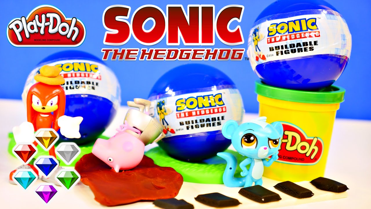 Sonic The Hedgehog Surprise, Angry Birds, Hello Kitty, SweeTarts ...