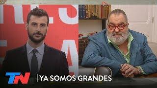 """Lanata: """"Es muy obvio que a Nisman lo mataron""""   YA SOMOS GRANDES"""