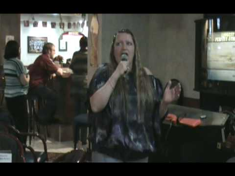 STAY by Sugarland performed by Kathlene Greenwood In Edmonton - Karaoke