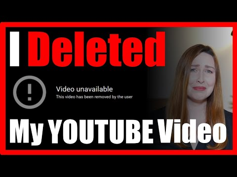How I Got My DELETED Youtube Video BACK! (2020)