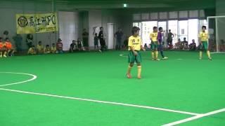 第25回バーモントカップ全日本少年サッカー大会沖縄県予選 平成27年6月1...