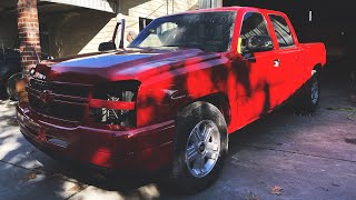 MY CATEYE CREW CAB IS ALMOST READY!