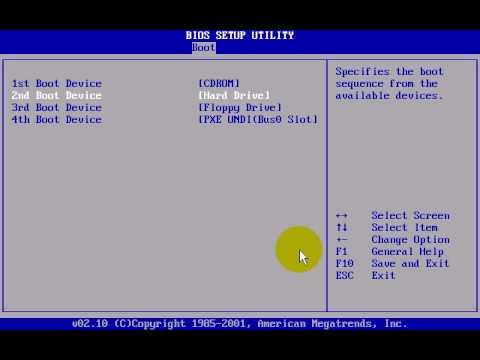 Definicion de bios features setup — photo 2