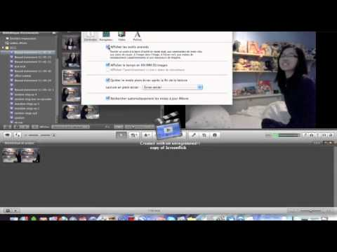 How to do clones on iMovie '11