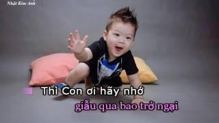 Karaoke Con của mẹ là nhất - Nhật Kim Anh