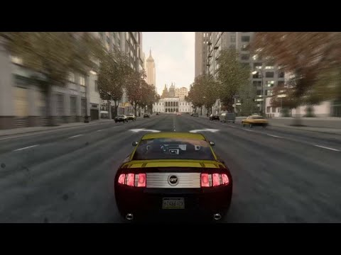 The Crew + PS4 PRO - Manhattan Tour - Open World Driving - New York City - HD