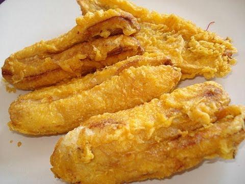 Vegan Fried Bananas Recipe - RobJNixon Nicko's Kitchen - Vegan Thai Dessert Recipes - YouTube