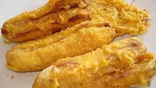 Vegan Fried Bananas Recipe - Robjnixon Nicko's Kitchen - Vegan Thai Dessert Recipes