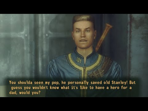 Fallout 3: Wally Mack Gets Whacked |