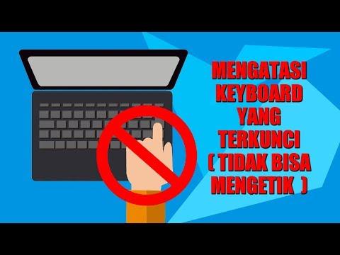 Mengatasi keyboard Laptop Windows 10 Tidak Berfungsi.