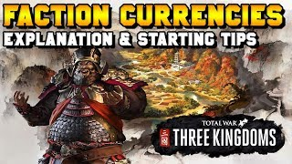Three Kingdoms Faction Currencies Guide: Explanation & Starting Tips