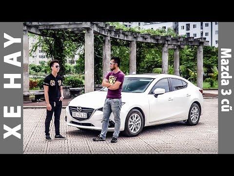 nhận xét ưu nhược điểm Mazda 3 sau một năm dùng |XEHAY.VN|