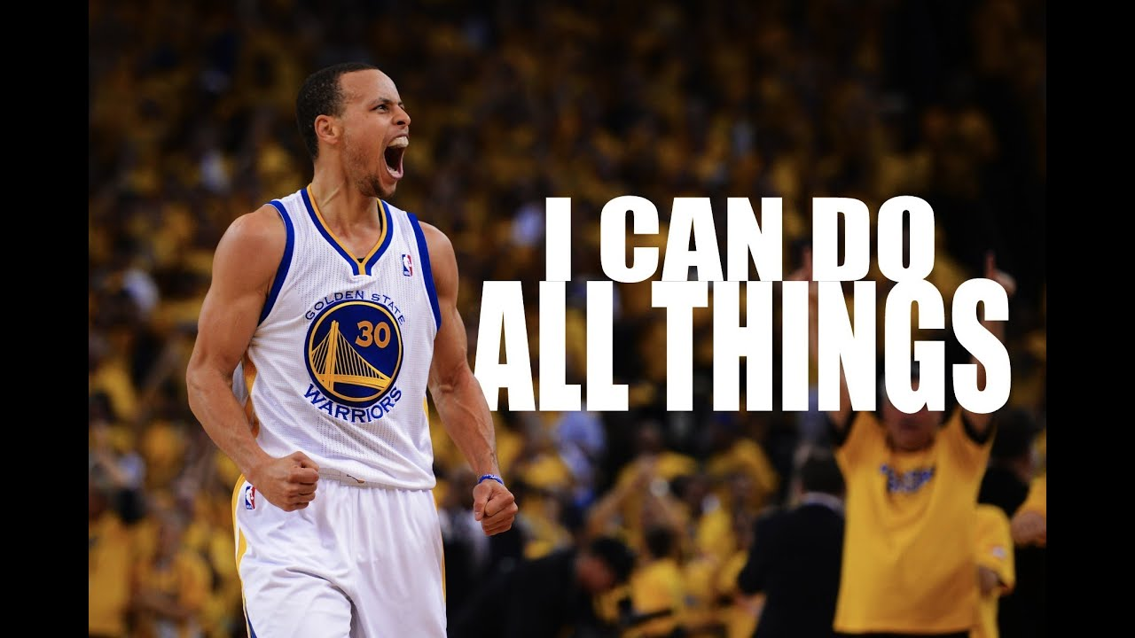 Stephen Curry I Can Do All Things Best 3 Pointer In The History Montaje