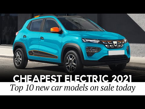 12 Cheapest Electric Cars on Sale in 2021: Great Deals Even Before Incentives