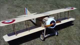 SPAD 7 Arizona Models Kit 135 Scale