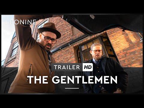 The Gentlemen - Trailer (deutsch/ german; FSK 12)