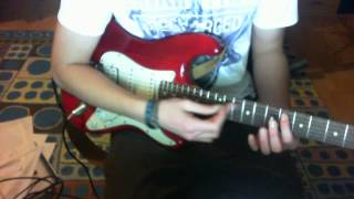 Gambar cover Linkin Park - Guilty All The Same - Guitar Lesson [Easy]