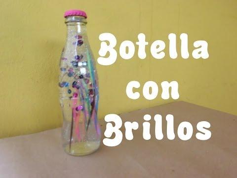 Manualidades con frascos de vidrio 9 doovi for Manualidades con botellas de vidrio