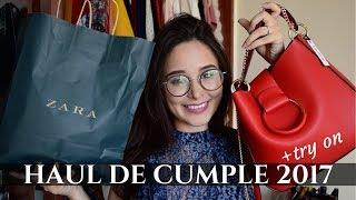 MEGA HAUL DE CUMPLE Y OUTFITS 2017 - Zara, Mango, Velez, Seven Seven.