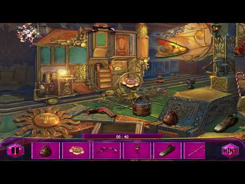 Kids and the Mystery of Hidden Objects part 4 from YouTube · Duration:  8 minutes 35 seconds