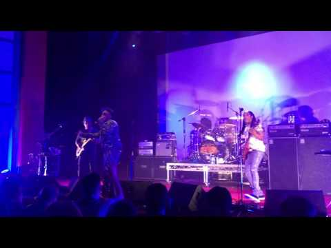Living Colour Blow Up The Outside World Perth. 19/05/2017