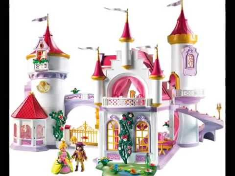 Playmobil 5142 palacio de princesas youtube - Gran casa de munecas playmobil ...
