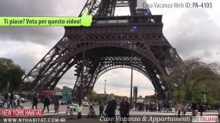 Video Tour di un monolocale in affitto per le vacanze sulla rue Félicien David in Auteuil, Paris