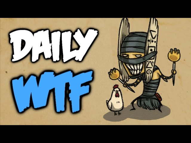 Dota 2 Daily WTF - Shadow Shamans WORST Nightmare