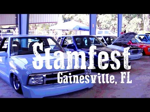 Slamfest 2016 Car and Truck Show Gainesville Florida